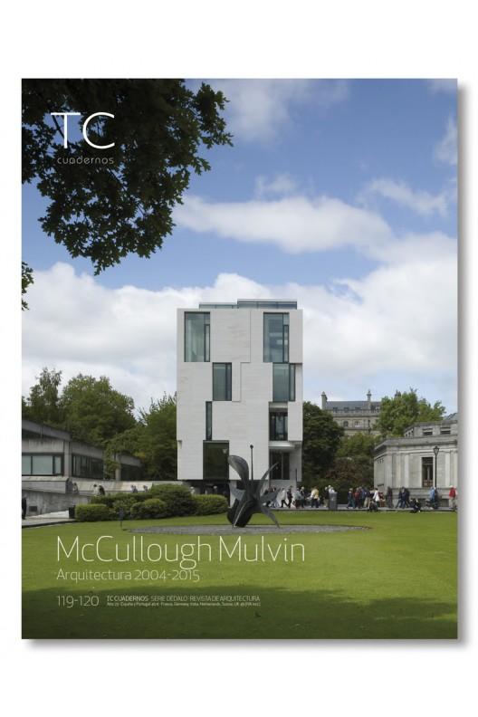 TC 119/120 McCullough Mulvin Architects. 2004-2015