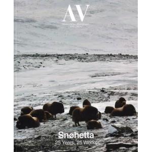 AV Monographs 177: Snohetta 25 Years 25 Works