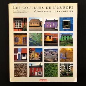 Les couleurs de l'Europe - géographie de la couleur