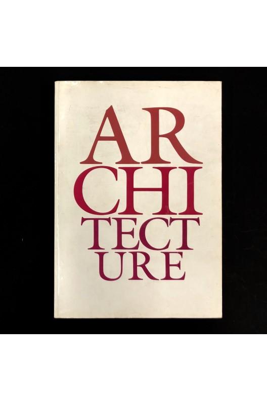 Architecture - vocabulaire / Pérouse de Montclos.
