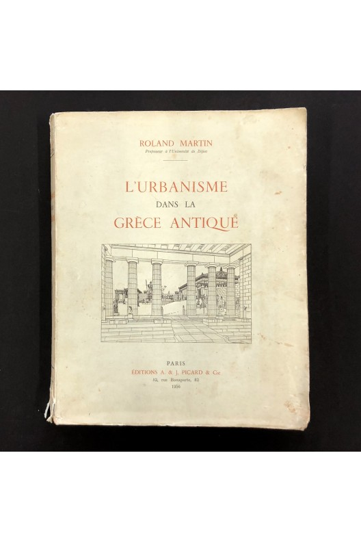 l'urbanisme dans la Grèce antique / Roland Martin