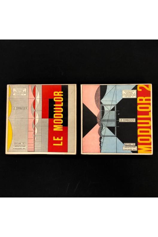 Le Modulor 1 et 2 / Le Corbusier
