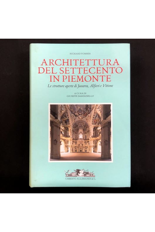 Architettura del settecento in Piemonte.