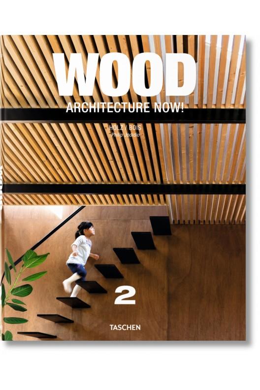 Wood architecture now 2 Bois