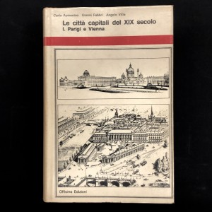 Le città capitali del XIX secolo / Aymonino