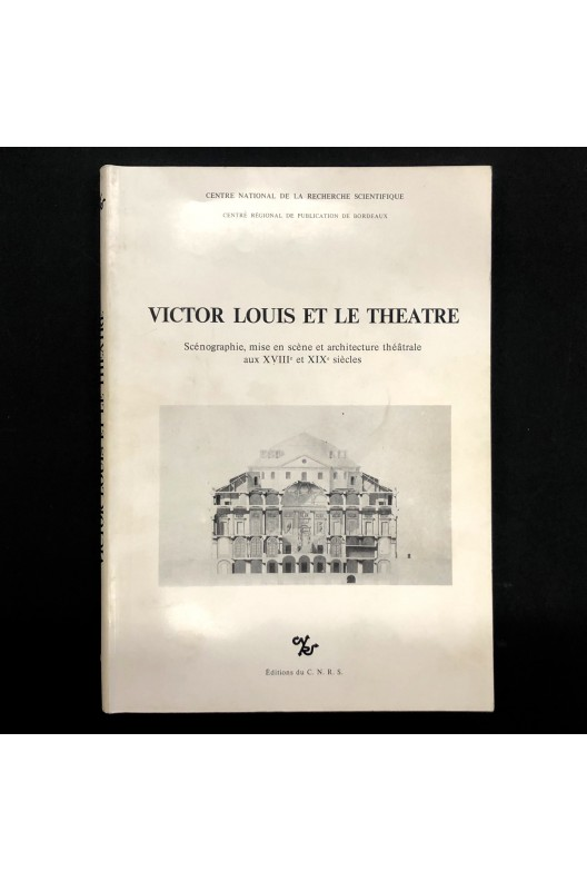 Victor Louis et le théâtre