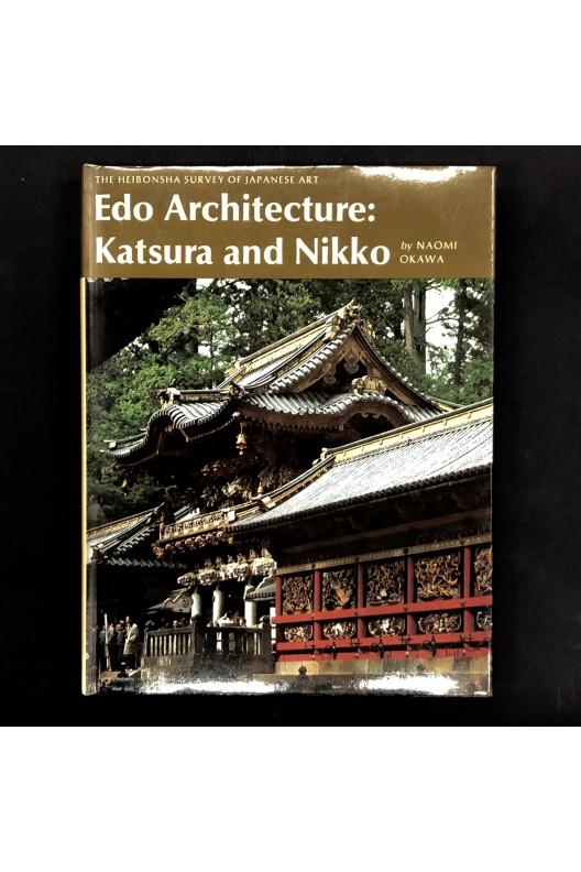 Edo architecture : katsura and Nikko.