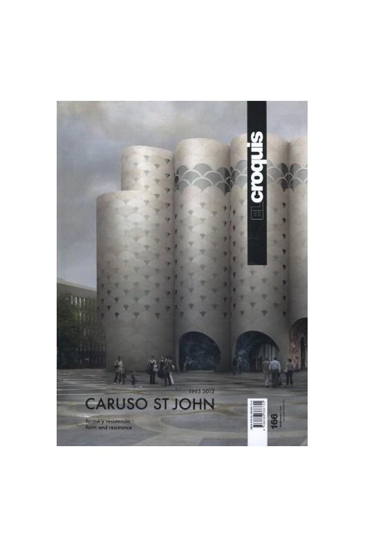 El Croquis 166: Caruso St John 1993-2013
