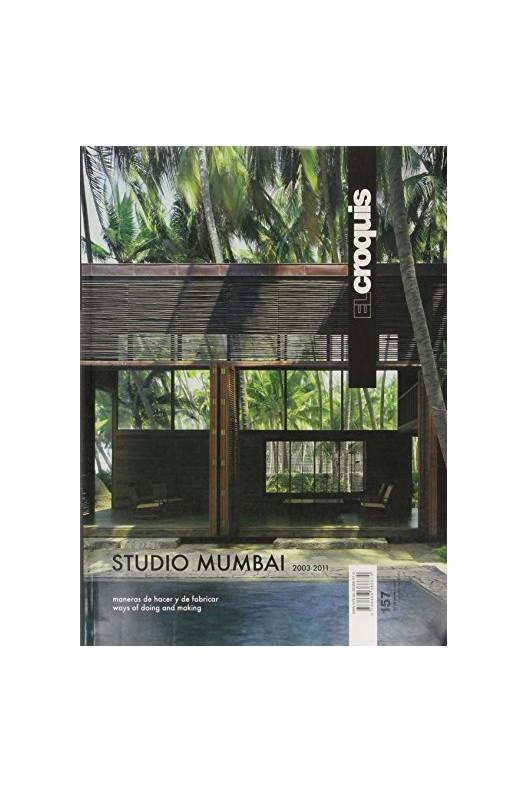 El Croquis 157 Studio Mumbai