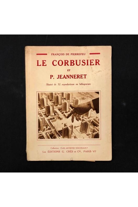 Le Corbusier et Pierre Jeanneret 1932