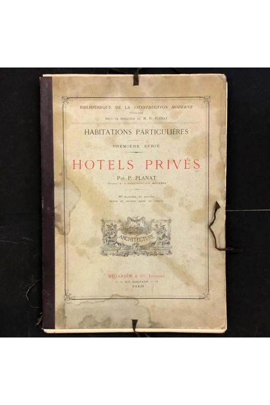 Habitations particulières / hôtels privés / Planat