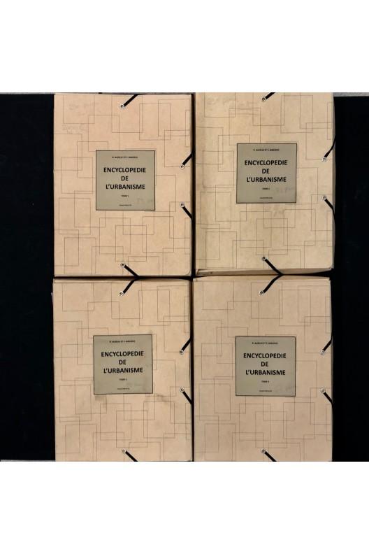 Encyclopédie de l'urbanisme / Robert Auzelle