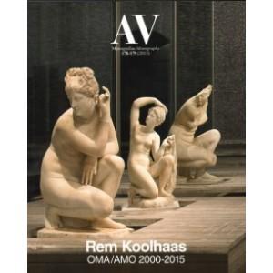AV Monographs 178-179: Rem Koolhaas Oma/amo 2000-2015