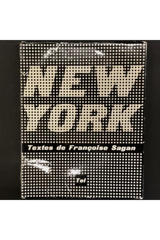 New York / Françoise Sagan / Signé