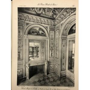 Les vieux hôtels de Paris / le Temple et le Marais